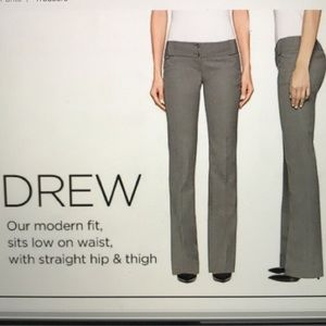 The Limited Pants, Drew Fit